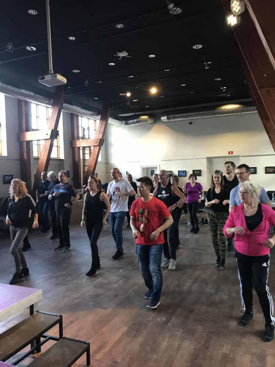 Casa Bailar Fællesdans