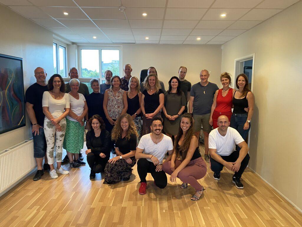 Bachata Danseundervisning første hold 2020