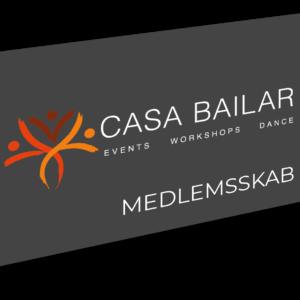 Casa Bailar Dance Medlemsskab