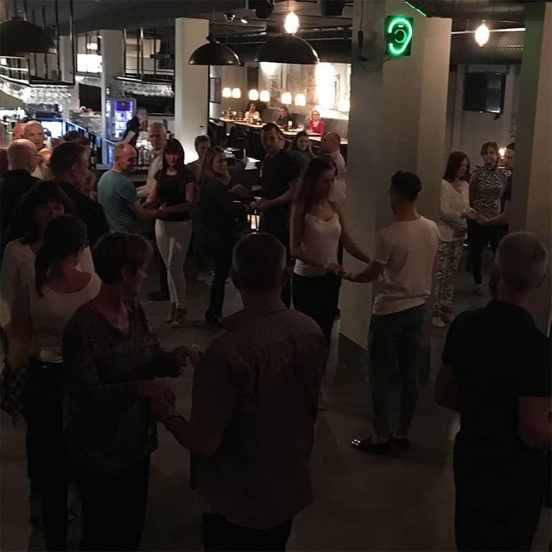 Dansebar i Roskilde Eventbureau