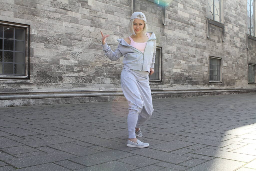 Nadia Gorshkova Moderne dans
