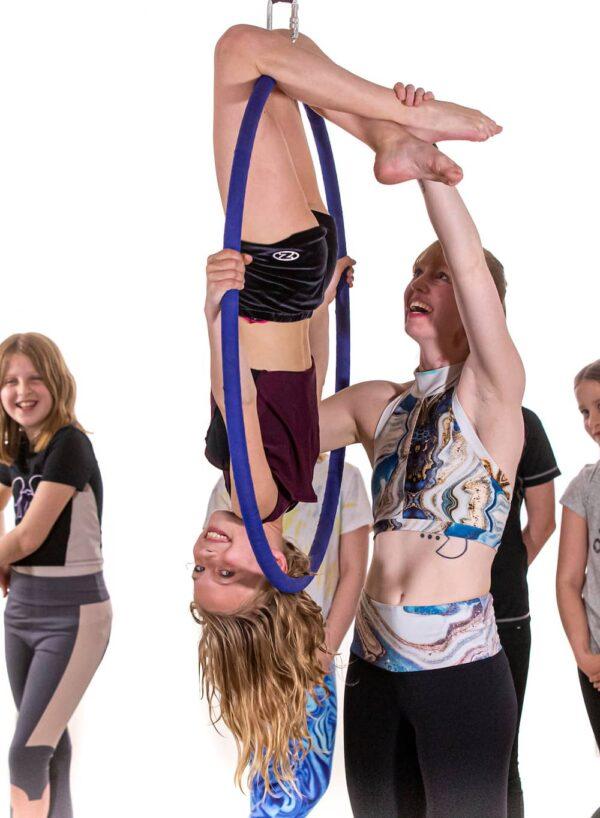 Aerial Hoop Kids Roskilde