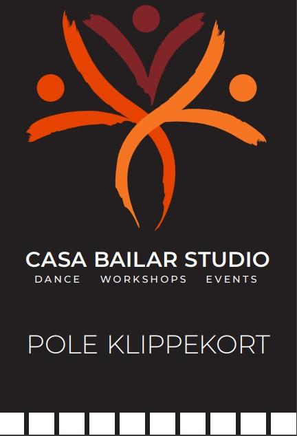 Casa Bailar Pole Clipboard