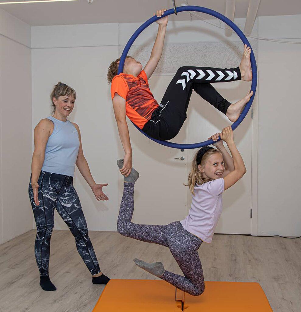 Kids akrobatik